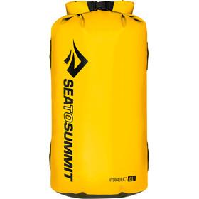 Sea to Summit Hydraulic Sac de compression étanche 65L, yellow